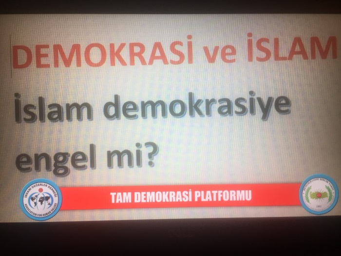 DEMOKRASİ VE İSLAM